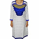 Srinika Designs Women's Cotton Kurta (70...