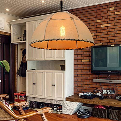 Glas Öl Lampe Schatten (Lichter Lampen Moderne Kronleuchter Sand Stoff Trommel Schatten & Glas Diffusor Öl eingerieben Bronze Finish Light Lampe Leuchter (Größe : Cool White))