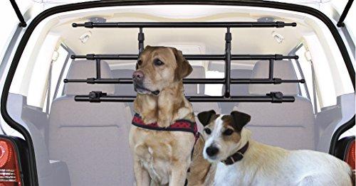 MAC PRATICO Hundegitter Optimaler Schutz für Fahrer und Hund -
