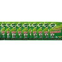 Green Leaf polvo anti cucaracha muy potente juego de 10 bolsitas