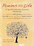 Poems for Life: A Special Collection of Poetry by MR E L Doctorow (2012-01-05) - MR E L Doctorow;Allen Ginsberg;Professor David Mamet;Tom Wolfe;Professor of Humanities Joyce Carol Oates