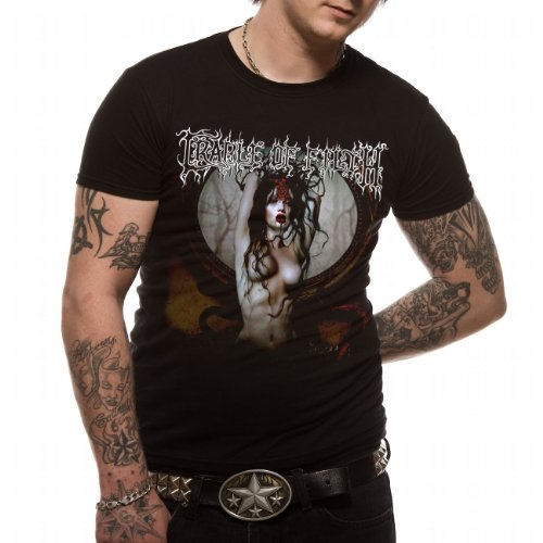 Loud Distribution Cradle Of Filth-Lilith Men's T-Shirt