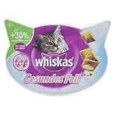 Whiskas Katzensnack für gesundes Fell, 50 g