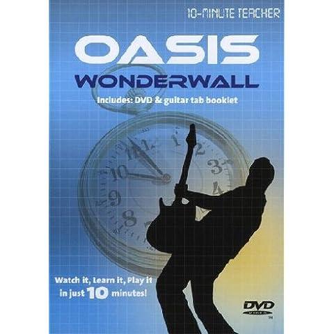 Ten Minute Teacher - Oasis - Wonderwall