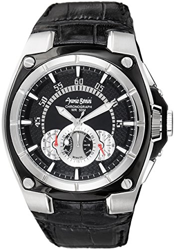 519amv IgoL - AB023 Antonio Bernini Fighter Chronograph Mens watch