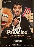 Jeff Panacloc - Contre-Attaque - 40x60cm - AFFICHE / POSTER