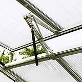Automatischer Fensteröffner Fensterheber für Gewächshaus Autovent Solar Geeignet für fast alle Gewächshaus