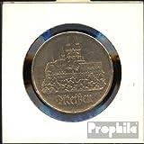 DDR Jägernr: 1543 1972 A sehr schön Neusilber sehr schön 1972 5 Mark Meißen (Münzen für Sammler)