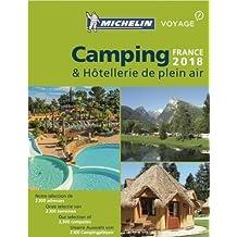 Michelin Camping France 2018 (Guías Temáticas)