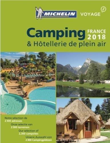 Camping & Hòtellerie de plein air France 2018 (Guías Temáticas) por Michelin