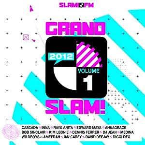 Slam FM Presents Grand Slam Vol.1 2012