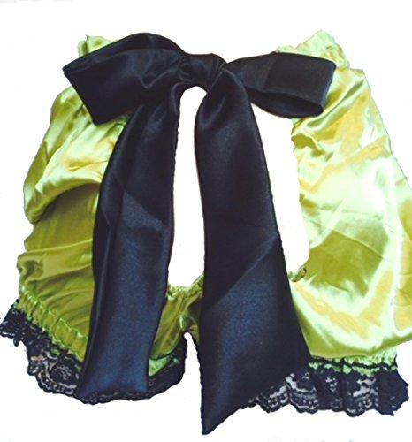 Starline Lingerie -  Culotte  - Basic - Donna Apple Green/Black