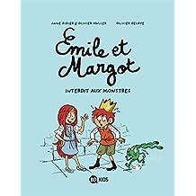 Émile et Margot, Tome 01: Interdit aux mensonges