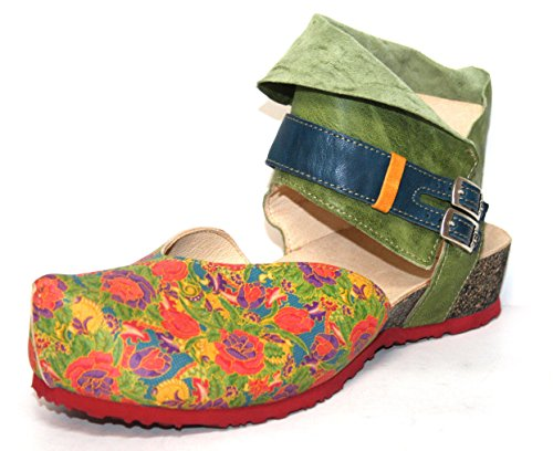 Think! - Scarpe con cinturino alla caviglia Donna Multicolore