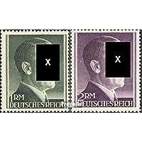 Prophila Collection Generalgouvernement 102 1943 Hitler Briefmarken f/ür Sammler