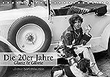 Die 20er Jahre - Glanz und Glorie (Tischkalender 2019 DIN A5 quer): Fotografien der ullstein bild collection zu