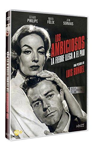 La Fièvre monte à El Pao (LOS AMBICIOSOS (LA FIEBRE LLEGA AL PAO) - DVD -, Spanien Import, siehe Details für Sprachen)