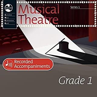 Ameb Musical Theatre Grade 1 Recorded Accompaniments (Series 1)