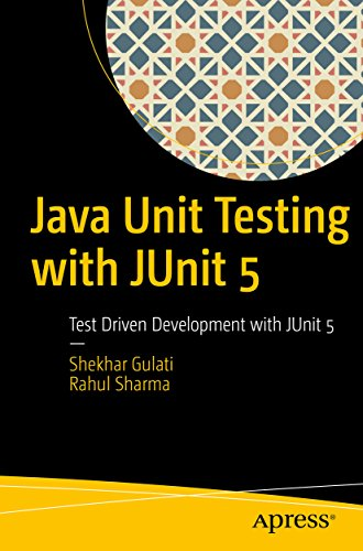 Java Unit Testing with JUnit 5: Test Driven Development with JUnit 5 (Java-unit-tests)