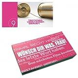 Geschenkidee Geschenk-Gutschein - Gutscheine für Frauen - Gutschein für die Frau