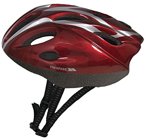 trespass-tanky-casque-de-velo-rouge-metallique-taille-52-56