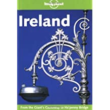 Lonely Planet Ireland by Fionn Davenport (2002-03-04)