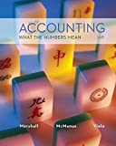 Accounting: What the Numbers Mean with Connect Access Card by David Marshall (2013-03-01)