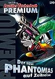 Lustiges Taschenbuch Premium 20: Der neue Phantomias auf Zeitreise
