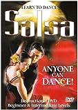 Learn To Dance - Salsa [DVD] [2006]