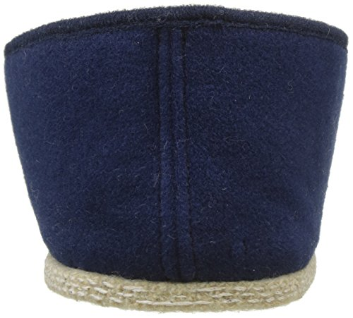 Rondinaud Lt4-f, Chaussons Bas Homme Bleu (Marine)