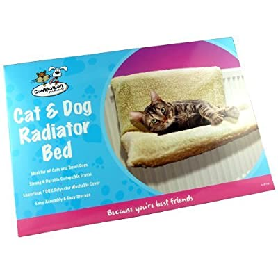 companion Cat, Kitten & Small Dog Radiator Sleeping Bed from companion
