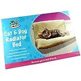 Begleiter Marke New Katze Kätzchen & kleine Hunde Heizkörper Schlafplatz kuschlig warm Fleece-Bezug