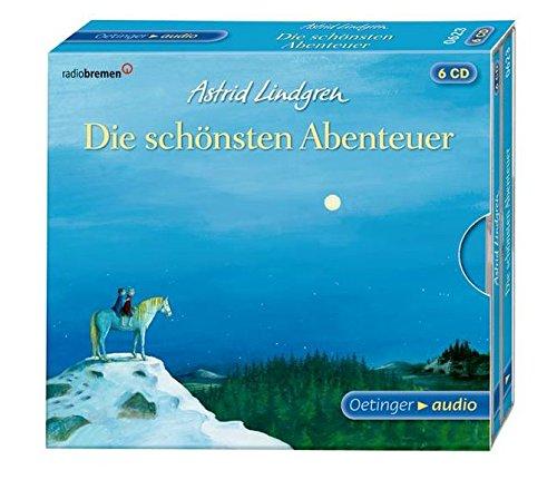 Die schönsten Abenteuer (6 CD): Hörspielbox, ca. 314 min.: Alle Infos bei Amazon