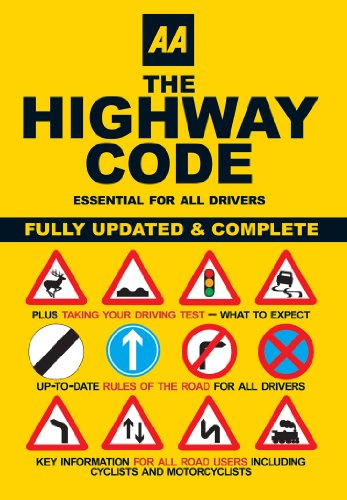 AA the Highway Code (AA Driving Test Series)