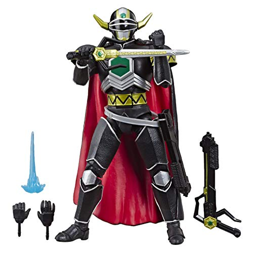 """Hasbro Power Rangers Lightning Collection 6"""" Lost Galaxy Magna Defender Action Figure"""