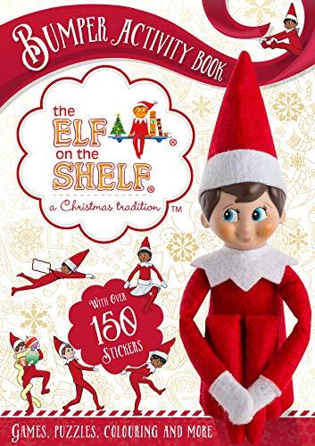 The Elf on the Shelf Bumper Activity Book par The Elf on the Shelf