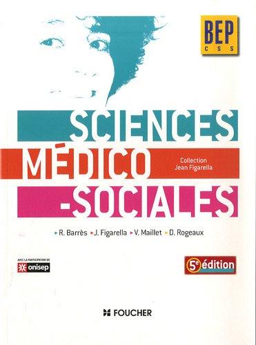 Sciences médico-sociales BEP CSS
