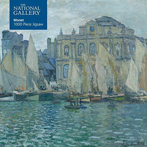 Adult Jigsaw National Gallery: Monet The Museum at Le Havre: 1000 piece jigsaw (1000-piece jigsaws)