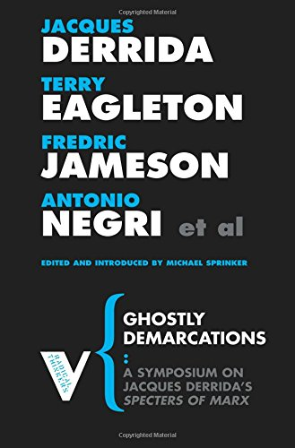 Ghostly Demarcations Cover Image