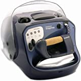 Taurus - Centro De Planchado Bravissimo20, 2100W, Vapor 85G/Mn, Suela Aluminio, 4 Bar, 1,2L, Gris Azulado-Gris Oscuro