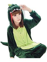 Mengshufen - Pijama de una pieza - para mujer