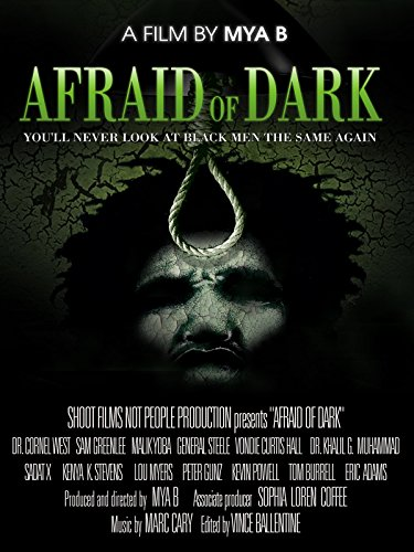 Afraid of Dark Cover