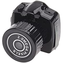 SODIAL(R) Y2000 le plus petit mini DV HD Digital Webcam Camera DVR Enregistreur Video Camescope