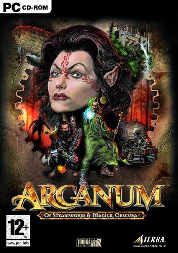 Arcanum: Of Steamworks & Magick Obscura (englische Version)