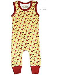 Earth Conscious Baby Play Suit [Yellow]