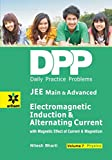 Daily Practice Problems (DPP) for JEE Main & Advanced - Electromagnetic Induction Vol-7, Physics [Paperback] [Jan 01, 2015] Nitesh Bharti