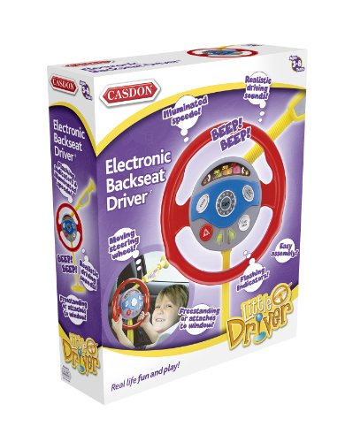 Casdon 485 Toy Electronic Backse...