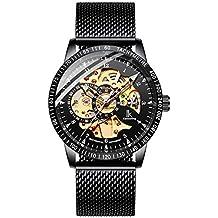IK - Reloj de Pulsera para Hombre 2c6a18e6b4f0