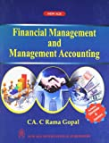 Financial Management and Management Accounting