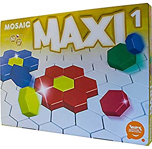 Vista diseño Mosaico vista0402-2/1Kit (60Piezas)